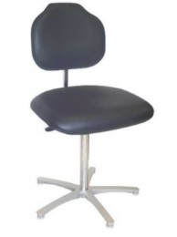 BRIO WSP1389KL Big & Tall Low-Profile Cushioned Work Seat