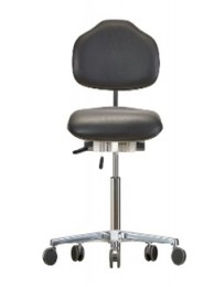 BRIO WSP1245 Low-Profile Cushioned Workseat