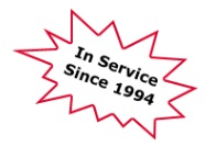 In Service Since 1994