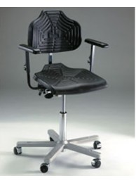 BRIO WSP1220 Low-Profile Cushioned Workseat
