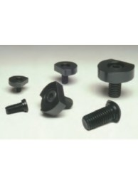 "Machinable Fixture Clamp - 1/2""-13, Package of 4"