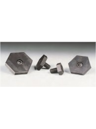 Series-9 Clamp, 1 to 6 Smooth, 1/2-13