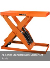 XL36-20 Standard Duty Scissor Lift Table