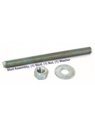 Stud Assembly for Capsule Anchor System - 7/8""