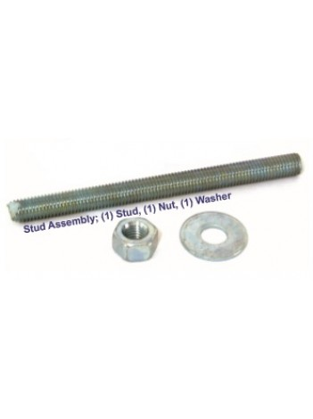 "UNISORB® 1/2"" STUD ASSEMBLY FOR CAPSULE ANCHOR SYSTEM"